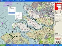 Navigatieprogramma Seaclear - Update Planningskaarten