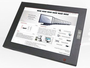 IP65 rondom -  Touchscreen 7 inch - 250+ nits !! - 12 Volt