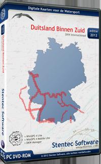 Duitsland Binnen Zuid DVD