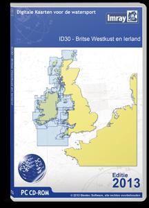 DKW-ID30 Britse Westkust en Ierland - downloadversie UPGRADE